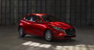 Mazda 2 restyée micro hybride: relancer la machine