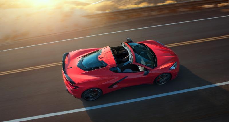Corvette C8 : révolution au pays des cowboys !