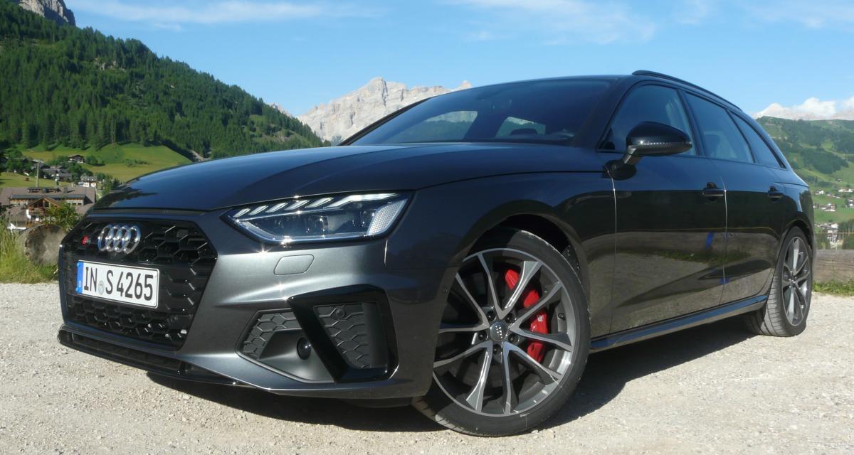 Audi S4 TDI : notre essai en quatre points