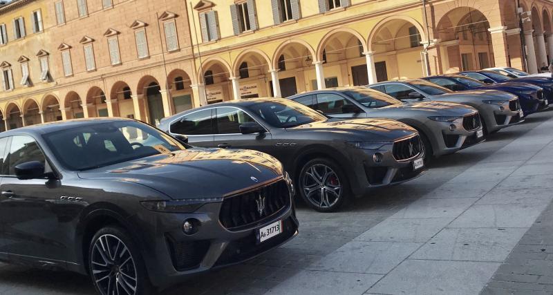 Essai Maserati Levante GTS et Trofeo : nos impressions au volant des nouvelles versions V8