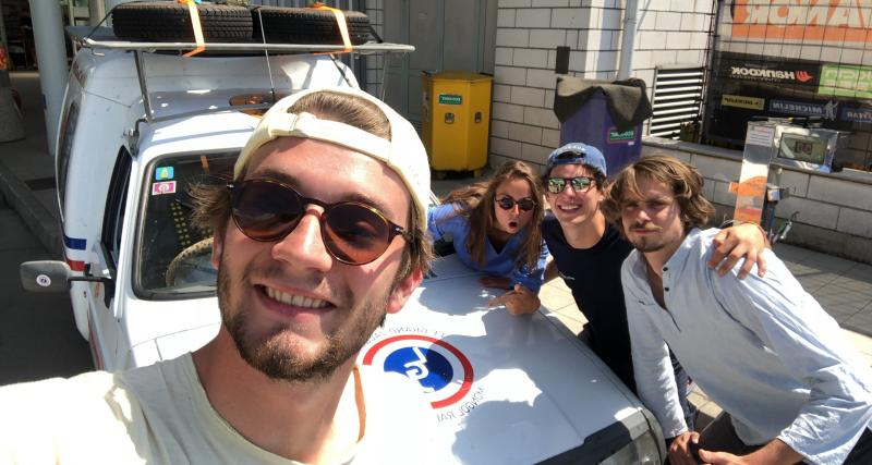 Mongol Rally 2019 : Benjamin et Augustin, quand on n'a que l'amour...