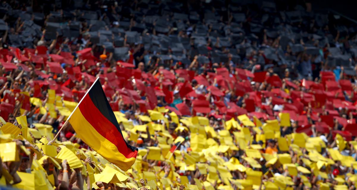 Grand Prix d'Allemagne de F1 : le programme TV complet
