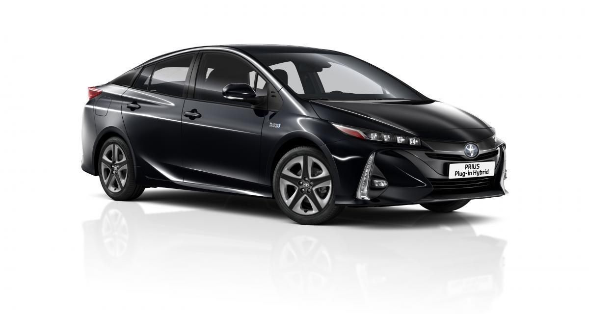 Toyota Prius : une place en plus pour l'hybride rechargeable