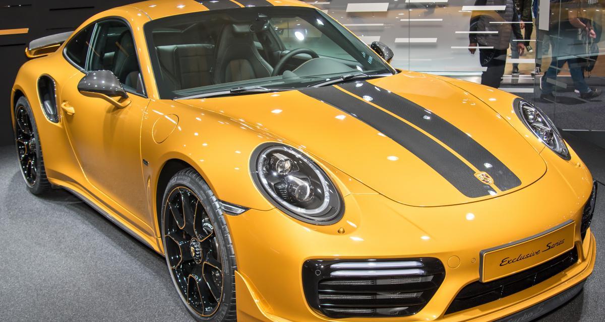 Porsche 911 type 991 : les séries limitées et modèles uniques