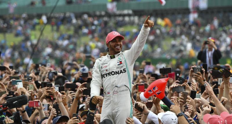 Grand Prix d'Allemagne de F1 : Lewis Hamilton déjà champion s'il gagne la course ? (vidéo)