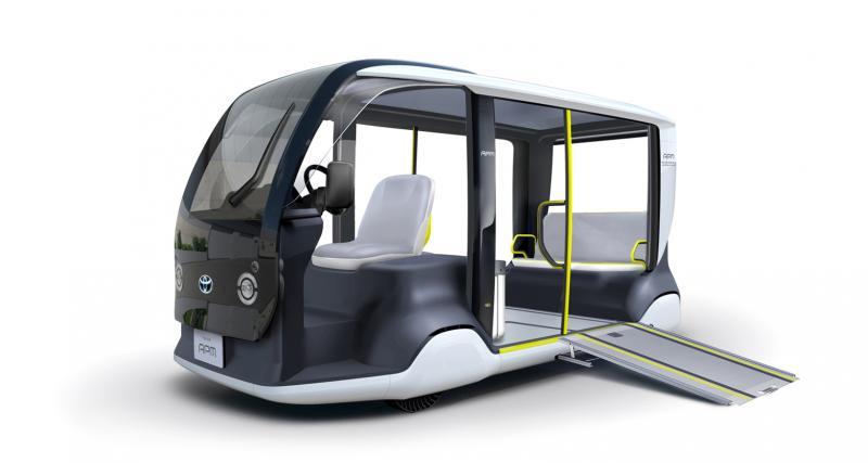 Solution de mobilité électrique made in Japan