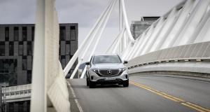 Mercedes EQC : les tarifs du SUV électrique dévoilés