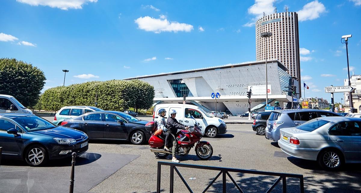 La circulation différenciée reconduite à Paris ce jeudi 25 juillet