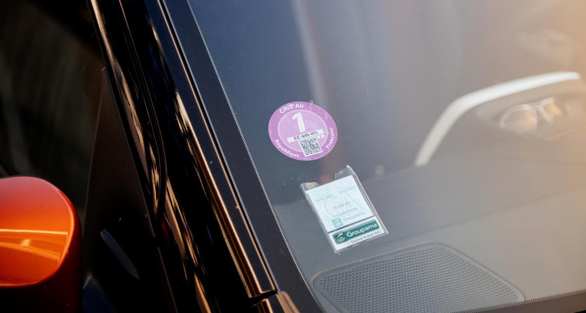 Vignette Crit'air : restrictions, véhicules concernés… tout ce qu'il faut savoir
