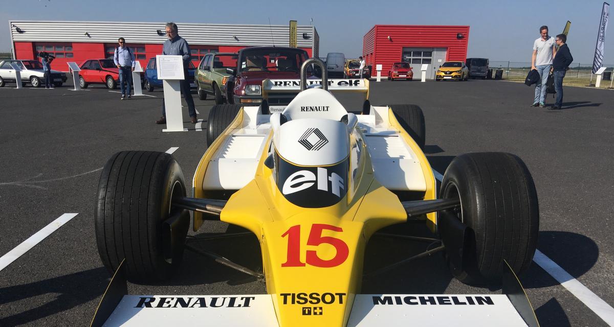 Le turbo Renault souffle ses 40 bougies