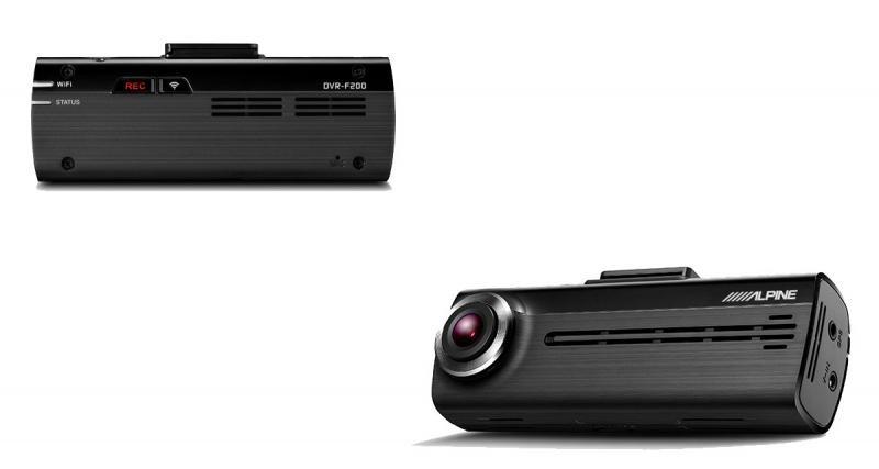 Une caméra DVR performante, facile d'utilisation et abordable chez Alpine-Electronics