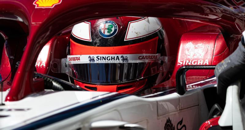 Grand Prix d'Allemagne de F1 : Kimi Raikkonen peut-il retrouver le podium ? (vidéo)
