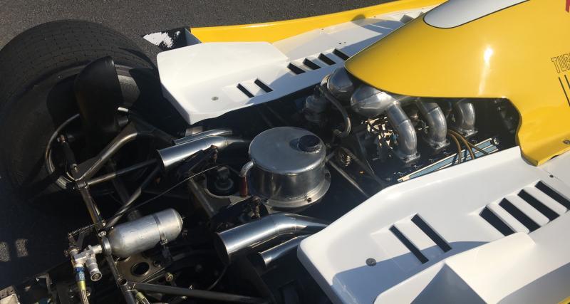 40 ans du Turbo : tour embarqué en vidéo avec René Arnoux au volant de la RS10