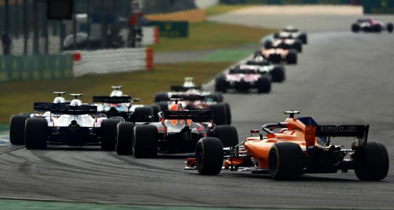 Grand Prix d'Allemagne de F1 : une course encore plus spectaculaire qu'en Grande-Bretagne ? (vidéo)