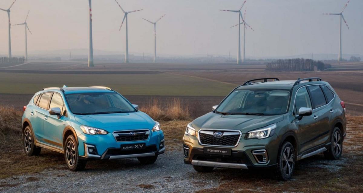 Subaru : tout savoir sur sa technologie hybride e-BOXER