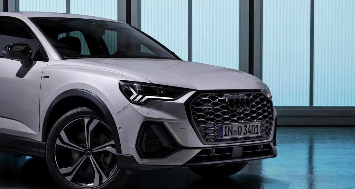 Audi Q3 Sportback : le SUV Coupé cinq portes en quatre points