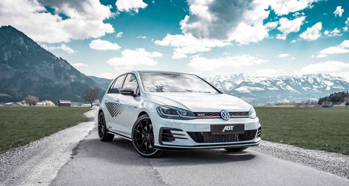 Volkswagen Golf GTI : la préparation ABT en vidéo