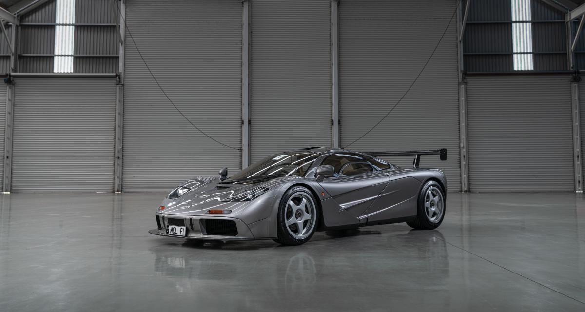 McLaren F1 LM : la supercar en 5 points