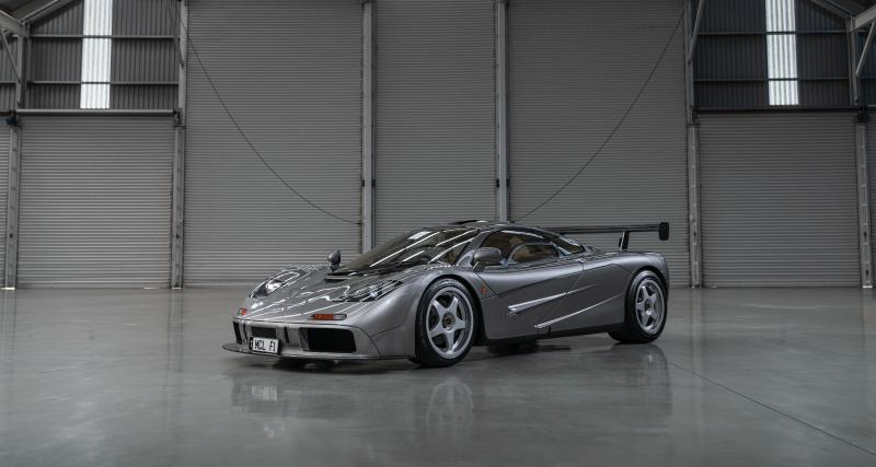 McLaren F1 LM : la supercar en 5 points