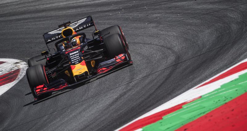 Grand Prix d'Allemagne de F1 : victoire de Max Verstappen, le classement complet