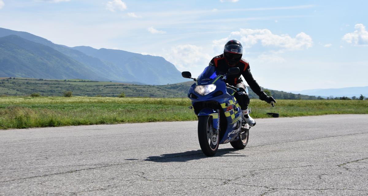 Un motard flashé à 175 km/h sur une route limitée à 100