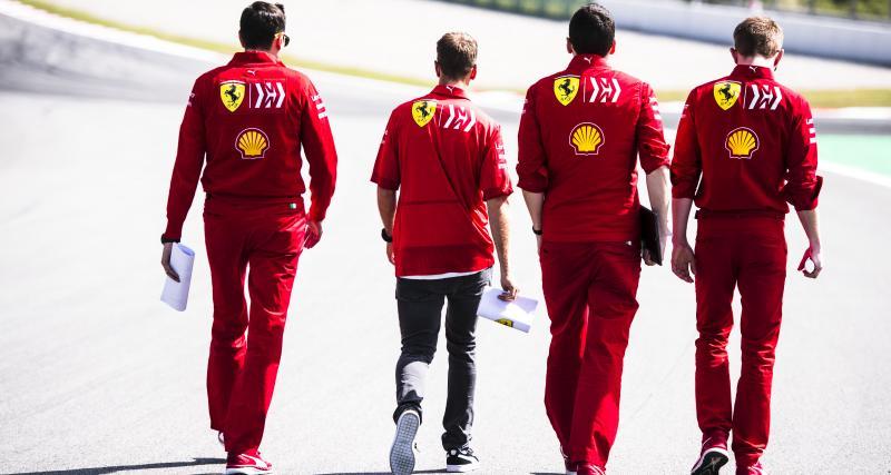 Une nouvelle chance pour Ferrari