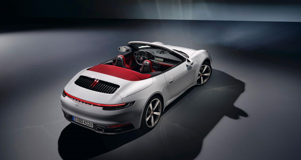 Nouvelle Porsche 911 Carrera : la base !