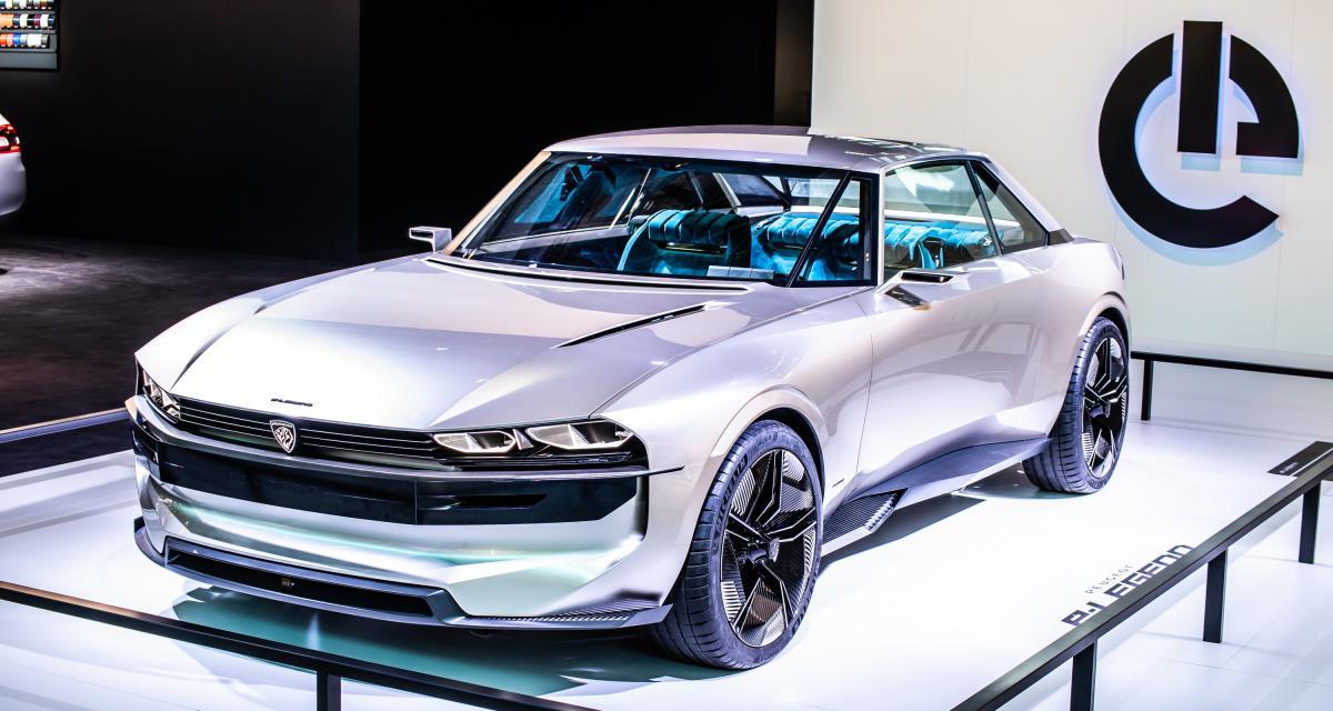 Peugeot e-Legend : vacances d'été au musée de l'Aventure Peugeot