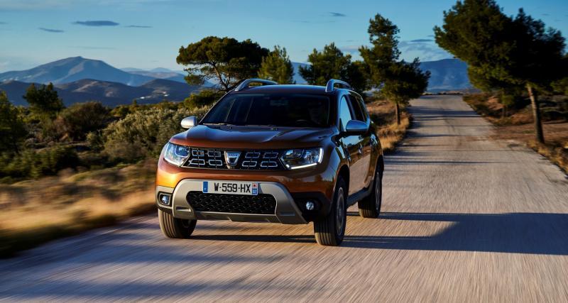 Dacia Duster : un nouveau moteur essence de 100 ch