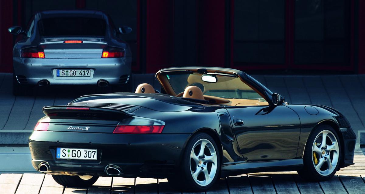 Porsche 996 Turbo S cabriolet : la meilleure affaire du monde est sur eBay
