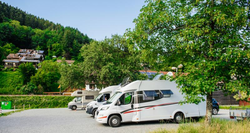Les 10 stations de camping-car gratuites