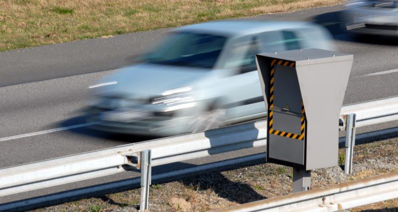 359 PV pour excès de vitesse en une semaine dans l'Yonne