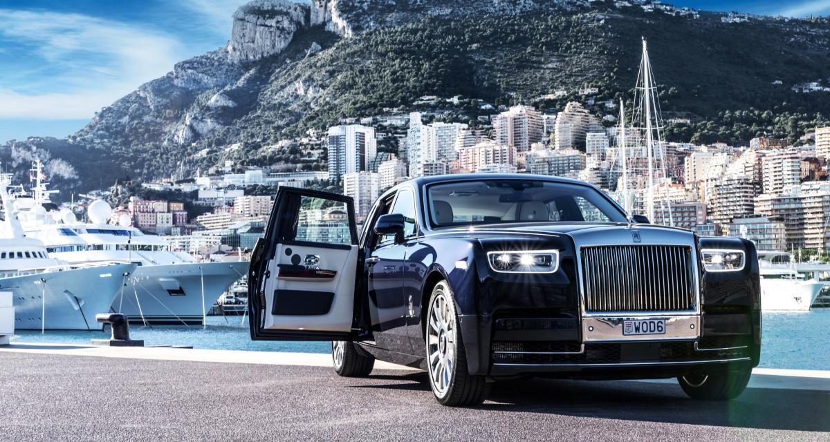 Les voitures de luxe s'arrachent sur Instagram