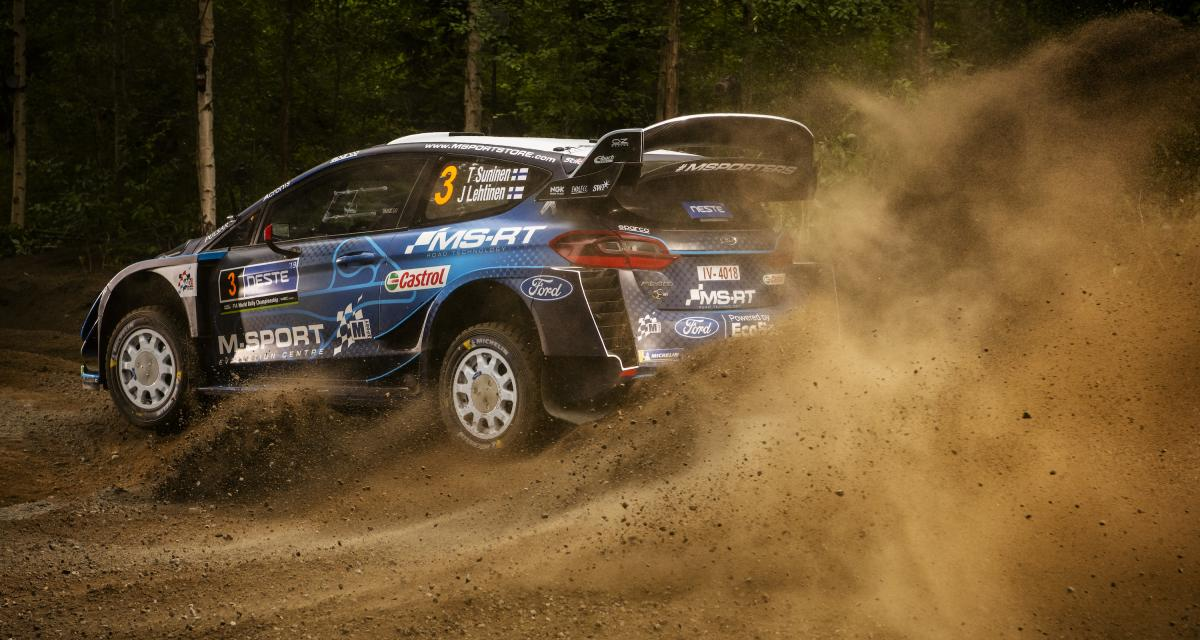Rallye de Finlande WRC 2019 : décollage imminent