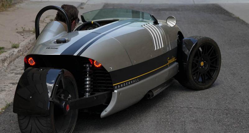 Vanderhall, 100 % 3 roues