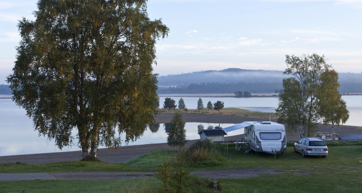 Camping-car : 10 aires de services gratuites en Loire-Atlantique
