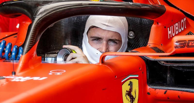 Formule 1 - Grand Prix de Hongrie : Charles Leclerc est-il trop tendre ?
