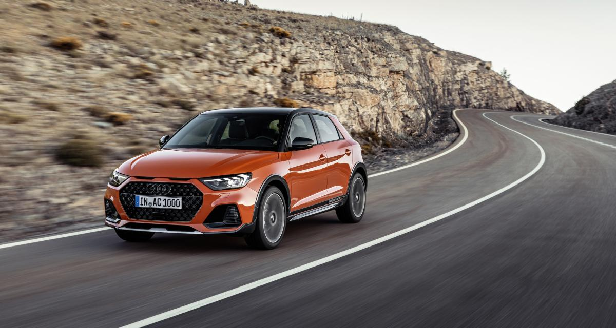 L'Audi A1 Citycarver en trois points