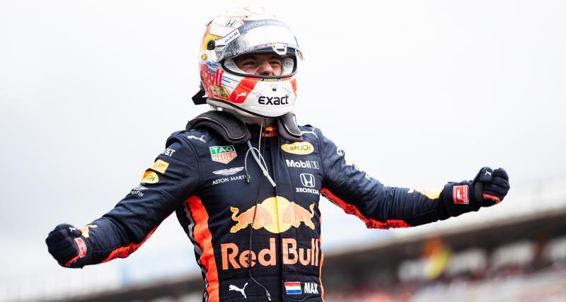 Grand Prix de Hongrie de F1 : Verstappen en pole position, la grille de départ