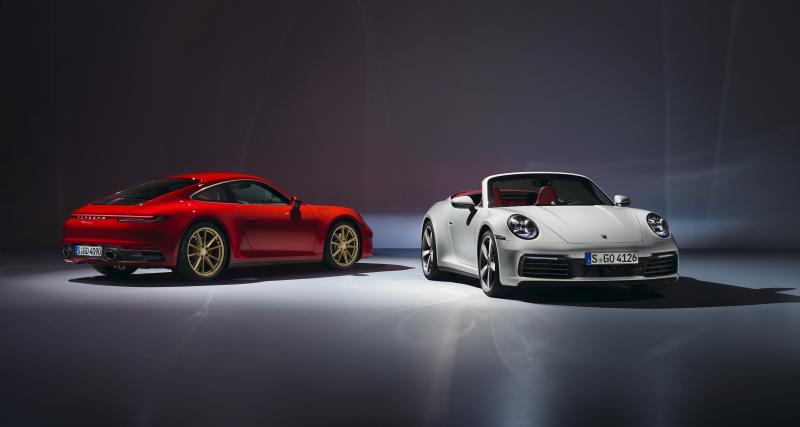 Porsche 911 Carrera : la sportive allemande en 3 points
