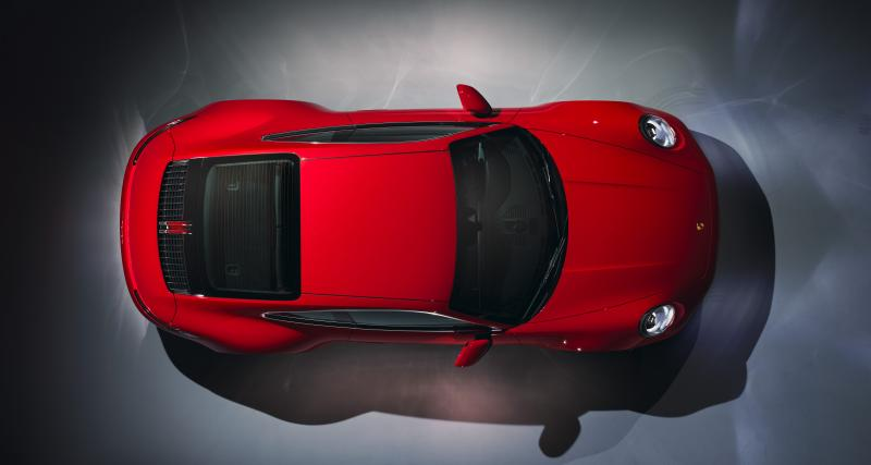 Quelles sont les performances de la nouvelle 911 Carrera ?