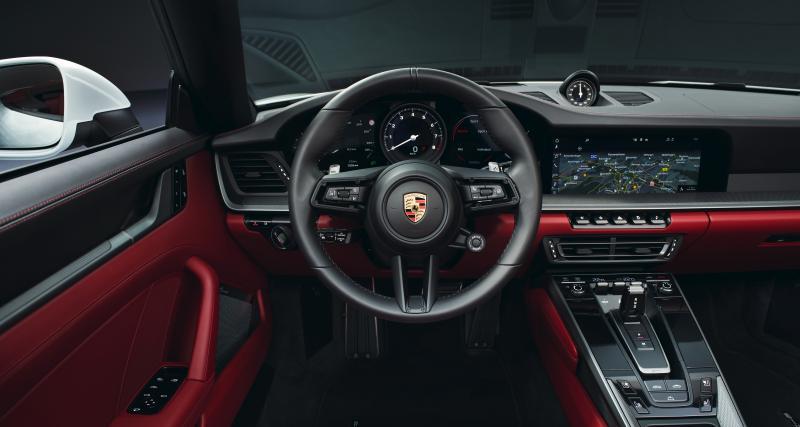 Quels sont les prix de la gamme 911 ?