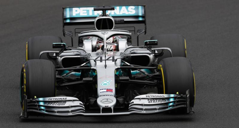 GP de Hongrie de F1 : victoire de Hamilton, le classement complet