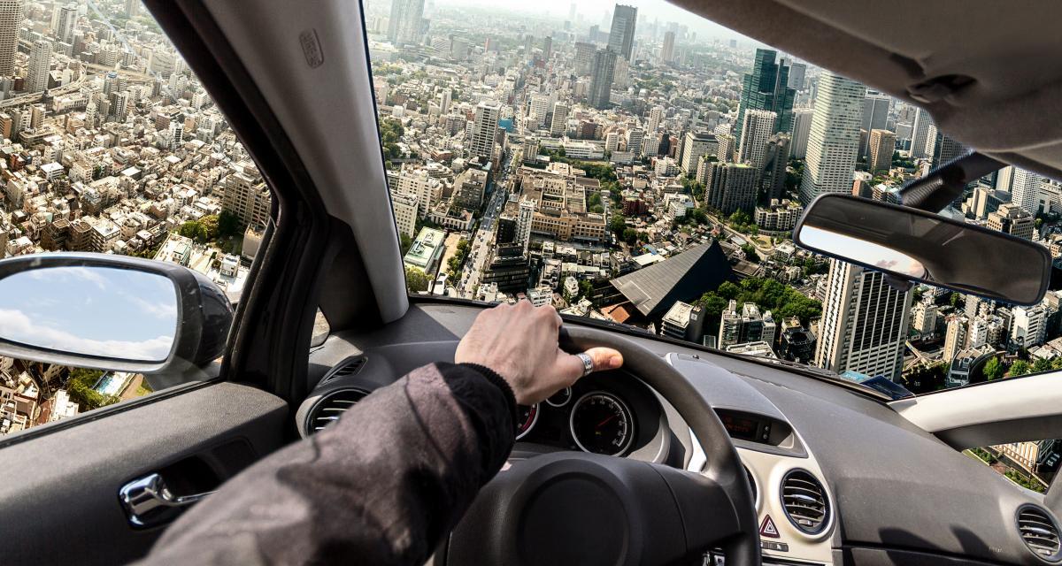 Du Flyboard à la voiture volante, il n'y a qu'un pas