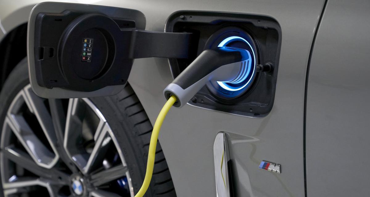 La future BMW Série 7 sera-t-elle électrique ?