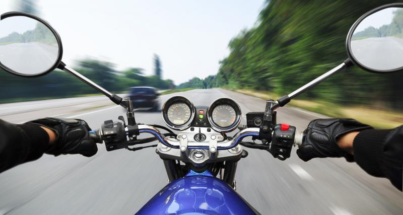 Un motard pris à 253 km/h sur l'A77