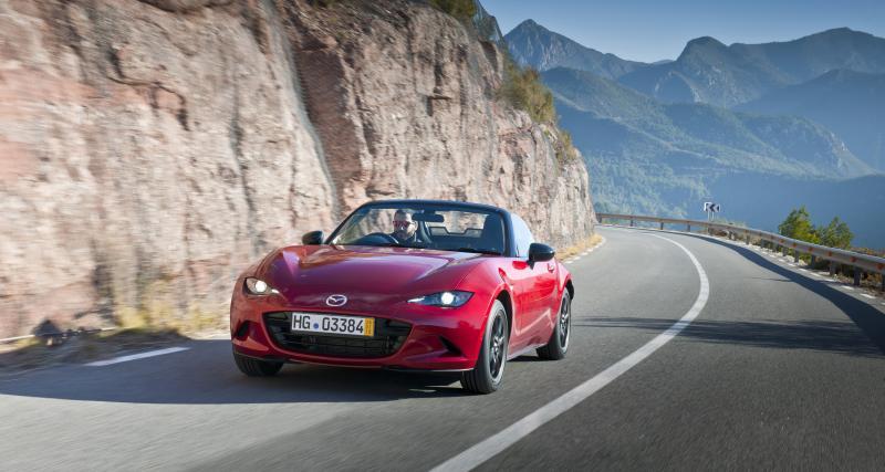 8 cabriolets neufs à moins de 30 000 € en images