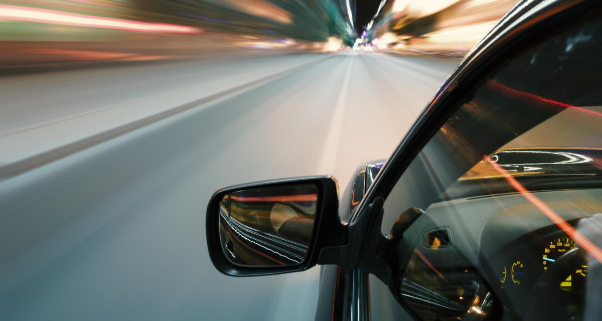 Flashé à 158 km/h sous l'effet de stupéfiants
