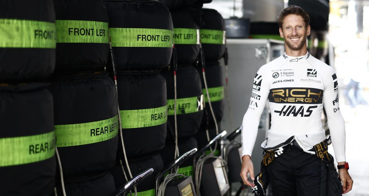 Romain Grosjean trouvera-t-il la clé de la performance sur le Fort ?