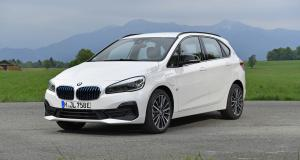 La BMW Série 2 Active Tourer eDrive remplace ses batteries